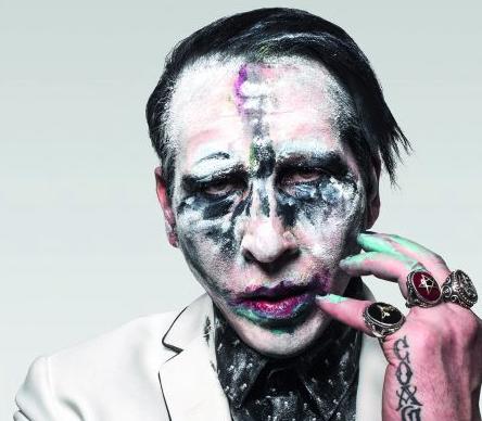Eigentlich ist Marilyn Manson ziemlich normal