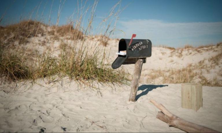 Sie haben Post!