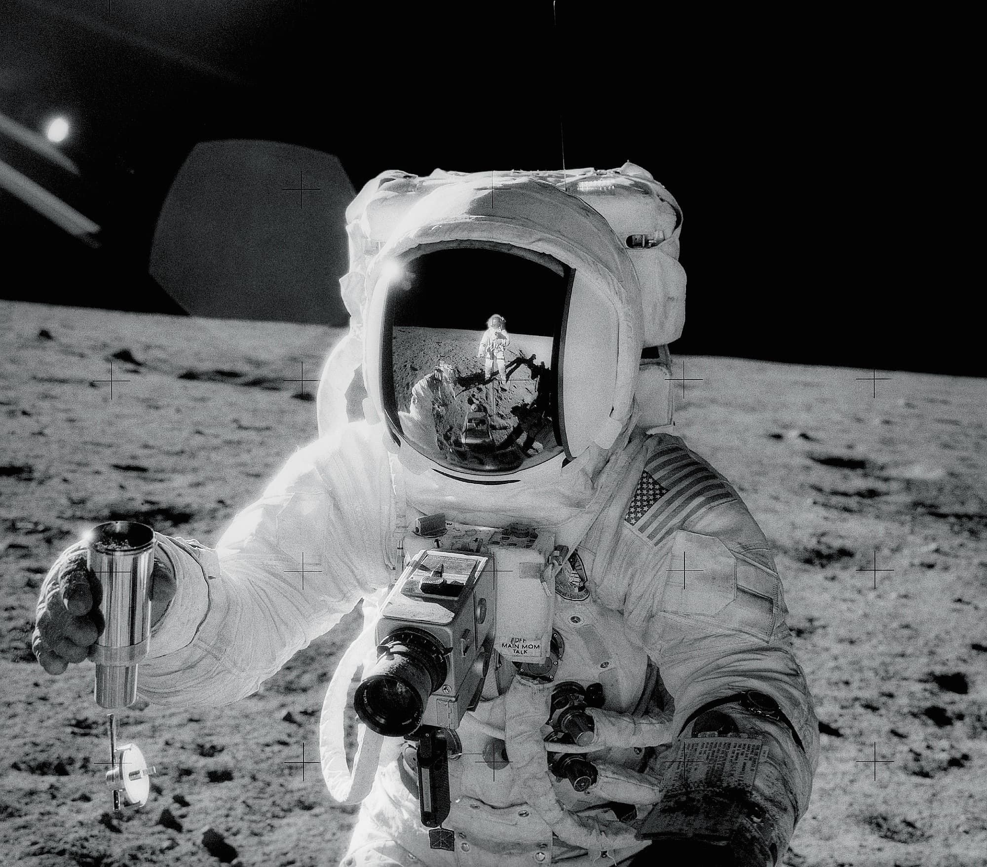 Zum Weltraumraumforschungstag: 10 Mythen zur Mondlandung