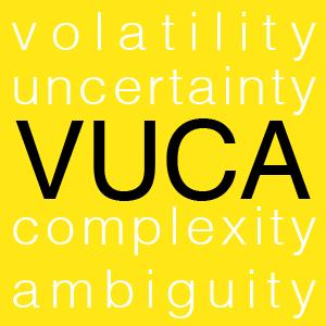 Was bedeutet VUCA?