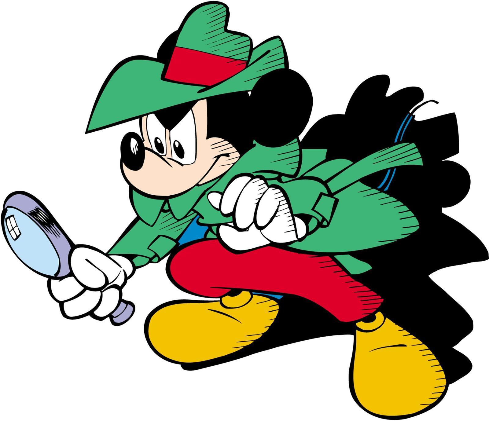Warum Micky Maus ein Bünzli ist