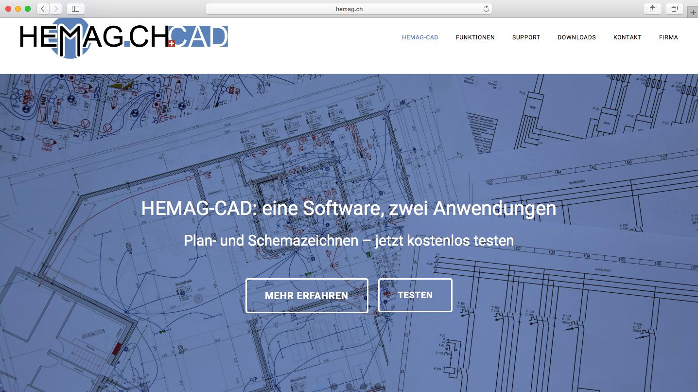 Neue Website zum 30-Jahre-Jubiläum von HEMAG