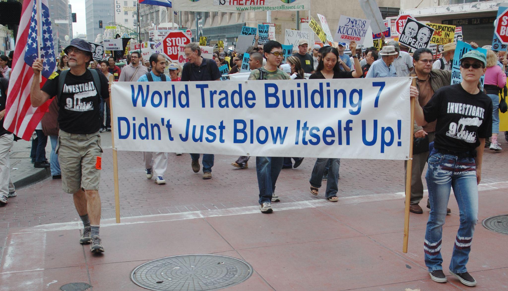 9/11 – Was ist eigentlich eine Verschwörungstheorie?