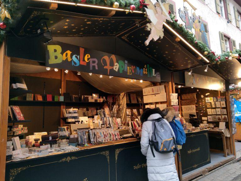 Geschenkideen inspiriert vom Basler Weihnachtsmarkt