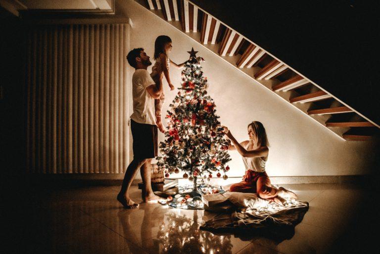 So verhinderst du an Weihnachten einen Familienstreit