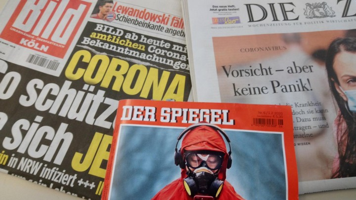 Aufklärung oder Panikmache? Das Coronavirus in den Medien