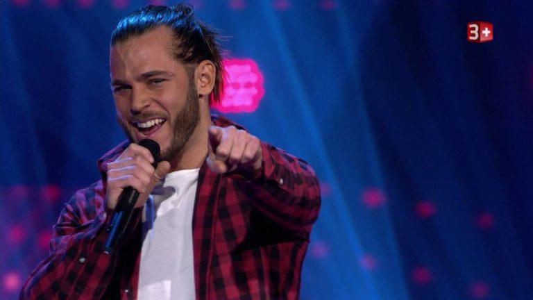 Diego hat das Zeug zum Gewinner von «The Voice of Switzerland»