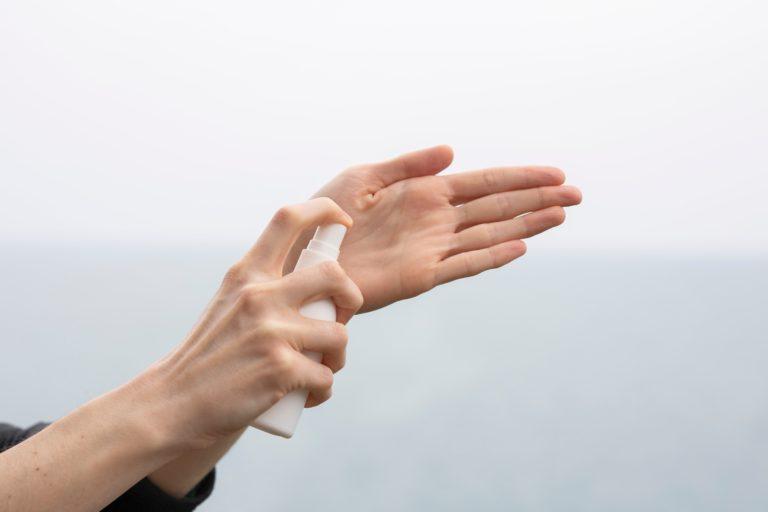 Achtung Alk – oder meine Desinfektionsmittelphobie